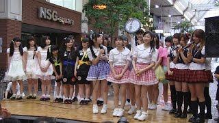 2014.8.10 「27H りゅ~すとり~む」 グランドフィナーレ 新潟ロコドル...