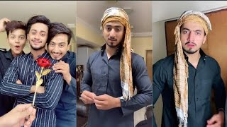 Tere Bin Kive Ravangi-Mr Faisu, Hasnain, Adnaan, Saddu, Faiz & Shifu Latest TikTok Videos.