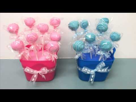 Cake Pop Favors Nyc