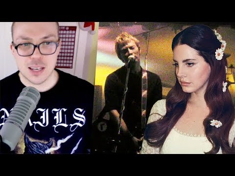 Radiohead SUES Lana Del Rey
