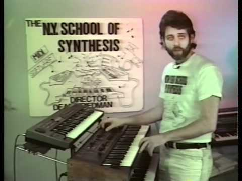 Everything Thing You Ever Wanted to Know About the Synthesizer: A Vintage Three-Hour Crash Course