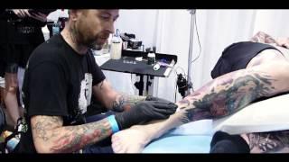 FULL CUSTOM TATTOO - Commercial