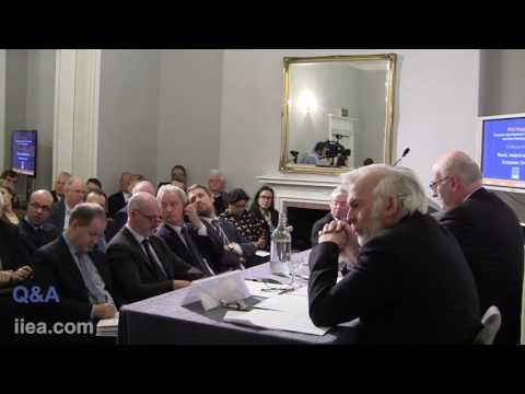 Phil Hogan - Brexit, Ireland and the European Union - Q&A