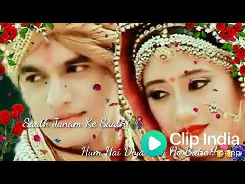 Romantic Song Saat Janam Ke Saathi WhatsApp Status