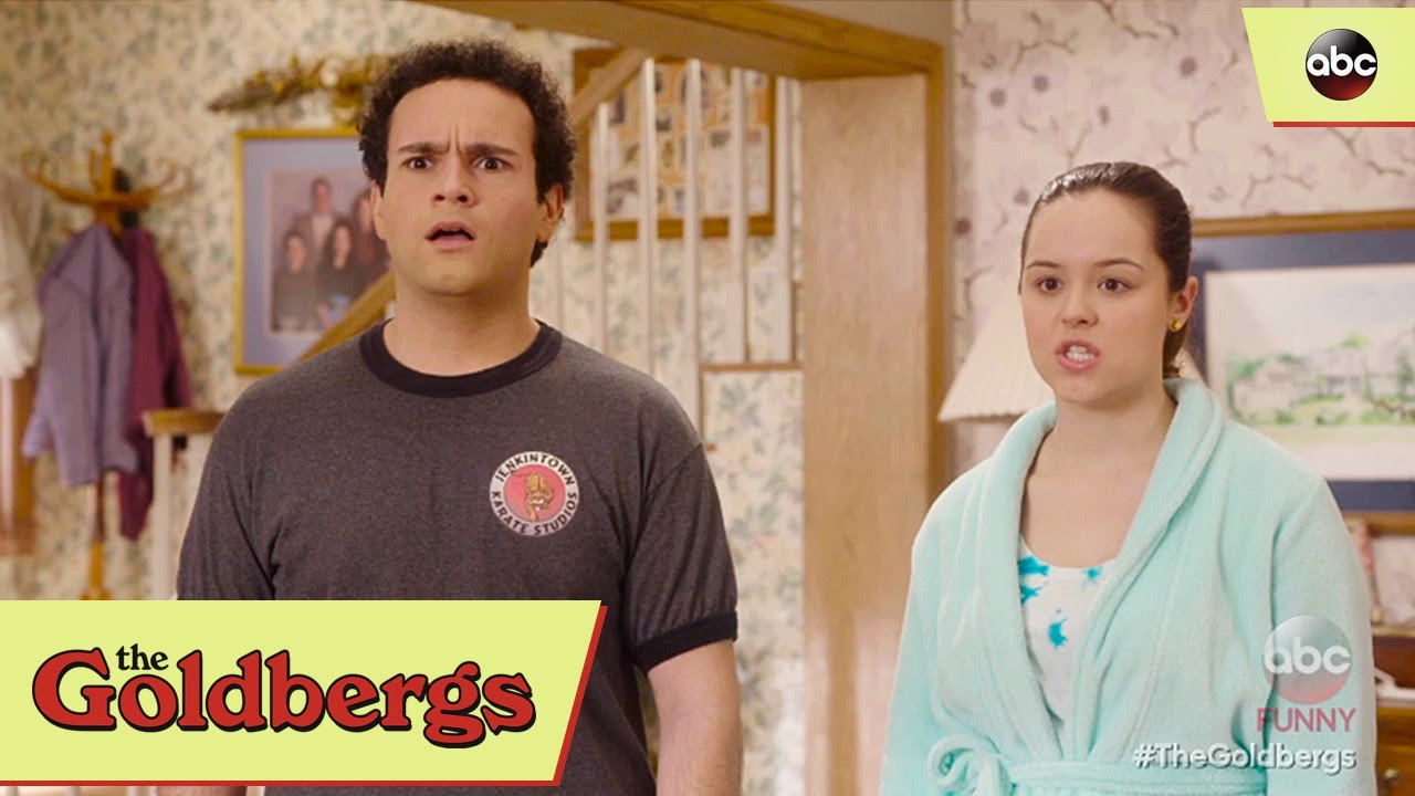 what network is meet the goldbergs on