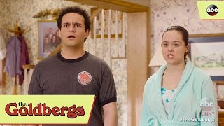 Barry and Erica Forget About Mothers Day - The Goldbergs