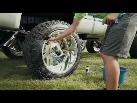 Custom Offsets Shine Polished Wheels How To *WORKS ON FORGED WHEELS*