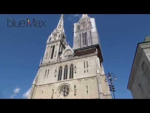 Zagreb, Croatia 4K new vision www.bluemaxbg.com