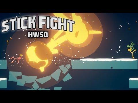 HOWAIZEN SQUAD 🤙 115 • Stockmenschen eskalieren! • Let's Play STICK FIGHT [003]