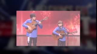 [ESTEBAN & DIEGO] La Belgique a un Incroyable Talent
