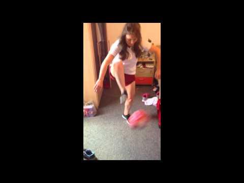 2014 Commonwealth Games - England Women's Hockey 'Team Skills Skool'