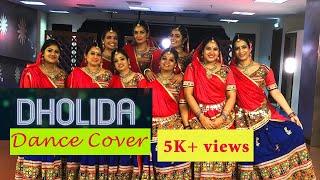 Dholida Dance Choreography | Group Dance by Ladies in Abu Dhabi