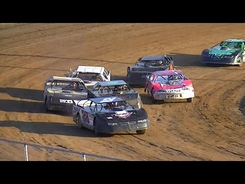 Street Stock Makeup Feature | McKean County Raceway | 6-9-16