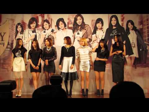 Photo Shoot of After School(애프터스쿨) @ Press Premiere of 'Beauty Bible' by KBS W.