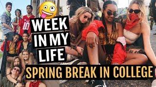COLLEGE KIDS IN NEW OREANS + MUSIC FESTIVAL | SPRING BREAK 2018