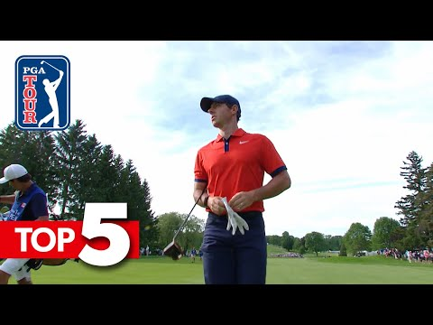 Top-5 Shots Of The Week | RBC Canadian Open