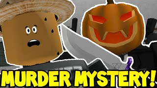 Roblox | MURDER MYSTERY | THE PUMPKIN KILLER!