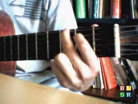 Saratoga - Parte de mi (Guitarra)
