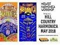 Hill Country Harmonica 2018 + quick lesson