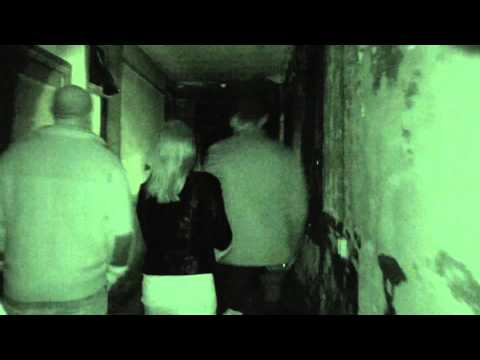 Chris Stokes Ghost Tour