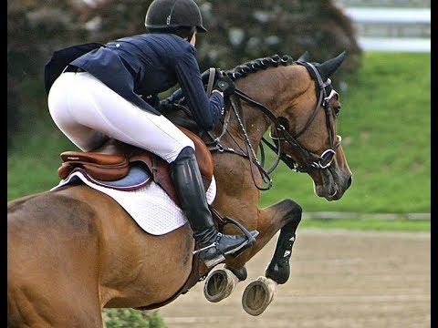 THUNDER- Equestrian music video-HD