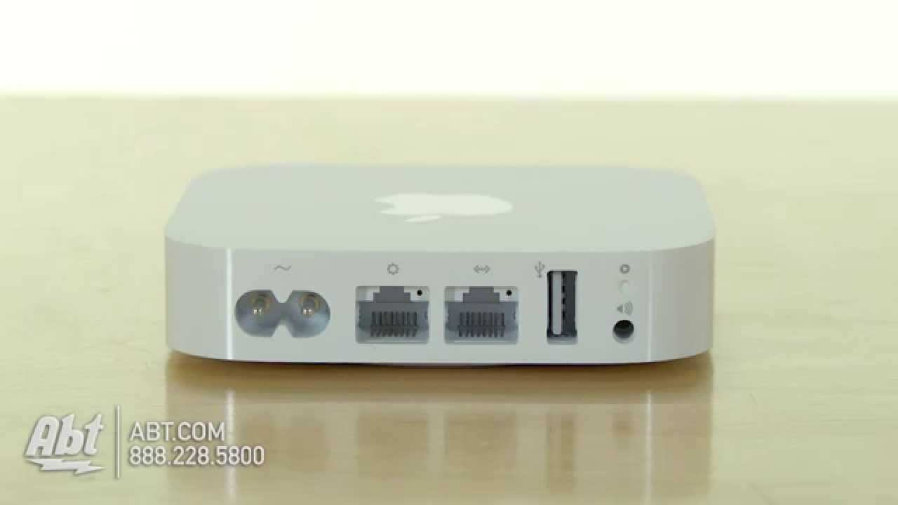 Apple Airport express a1392 Wireless Router