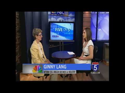 Five on 5   Ginny Lang   Oregon Business & Industry
