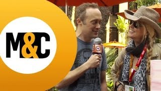 Video J.C. Lee - San Diego Comic-Con 2012 - Mask & Cape download MP3, 3GP, MP4, WEBM, AVI, FLV November 2017