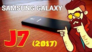 Мой SAMSUNG GALAXY J7 (2017) или самый ПРОДАЖНЫЙ блогер на YouTube