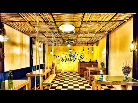 Cafe Restaurant Opening | BAWAAL THE LOUNGE | Making Of Lounge