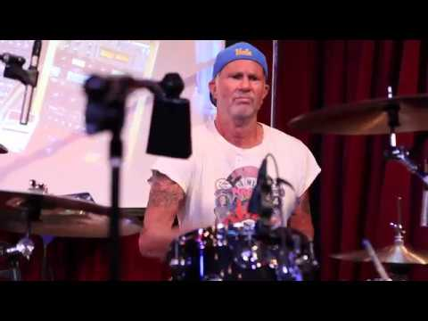 Recording With Chad Smith And Bob Clearmountain At Apogee Studio