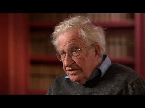 Professor Noam Chomsky: I would vote for Corbyn