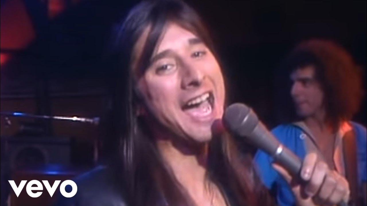 Journey Any Way You Want It Official Video 1980 Youtube
