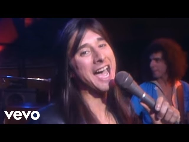 Journey - Any Way You Want It (Official Video - 1980)