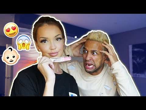 Pregnant Prank on BF (He said GET RID OF IT?!)