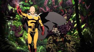 One Punch Man   Official Opening   The Hero!! Set Fire To The Furious Fist