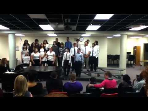 West High School Choir Part 1 Salt Lake City Utah