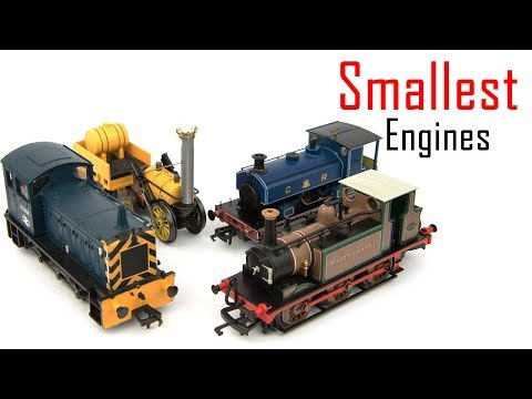 A Day with my Smallest Engines