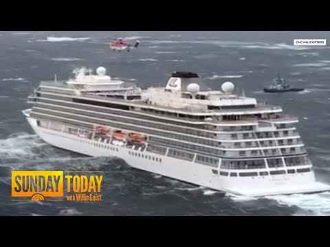 Hundreds of Passengers Rescued From Stranded Cruise Ship off Norway | Sunday TODAY