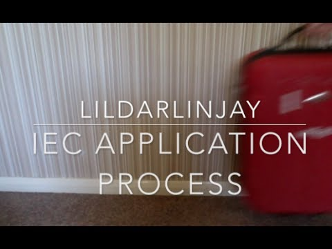 Moving To Canada - IEC Application Process