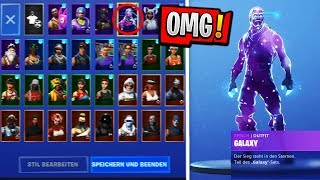 Get Fortnite ACCOUNT with GALAXY & mega RARE Skins!! Fortnite Battle Royale