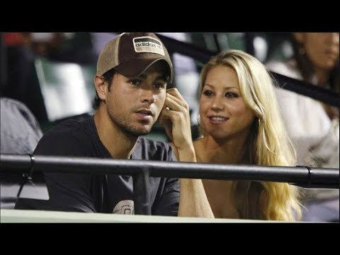 Anna Kournikova, Enrique Iglesias Welcome Twins