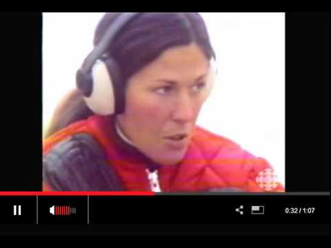 Susan Nattrass Interview on the Ben Johnson scandal 1988 Seoul Olympics