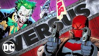Joker vs red hood