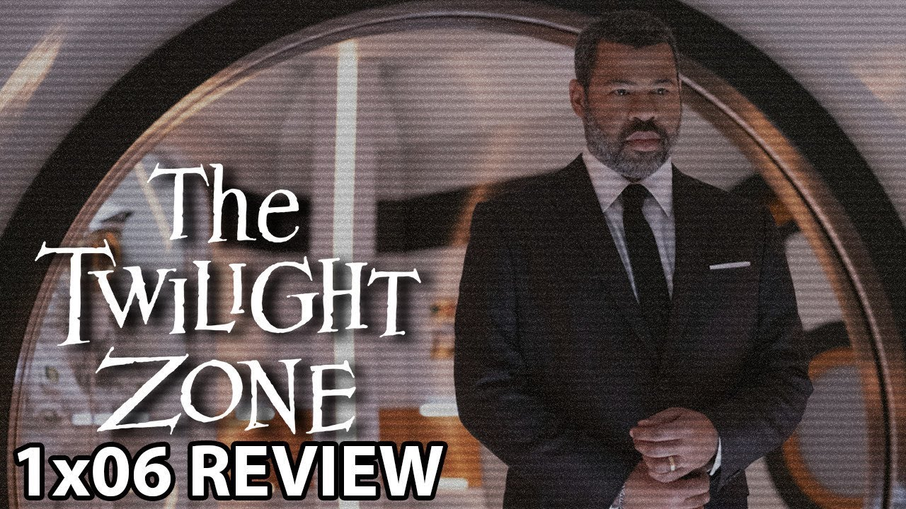 The Twilight Zone (2019) Season 1 Episode 6 'Six Degrees of Freedom'  Review/Discussion