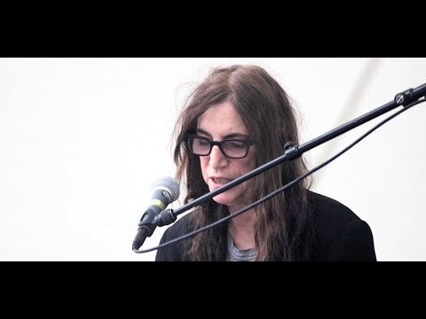 Patti Smith: Reading from Woolgathering