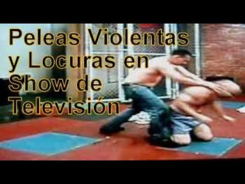 Peleas Violentas y