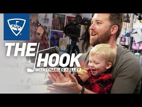 The Hook with Charles Kelley | Holiday Special Promo | Topgolf