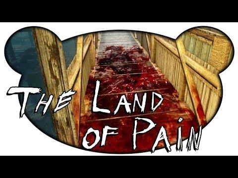 The Land of Pain #05 - Achtung, frisch gesplattert! (Let's Play Gameplay Deutsch)