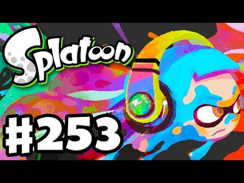 Splatoon - Gameplay Walkthrough Part 253 - Tower Control and Splat Zones! (Nintendo Wii U)